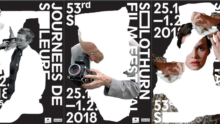 Visuals der 53. Solothurner Filmtage 2018.