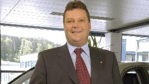 *André Steiner, Geschäftsführer Emil Frey AG, Autocenter Safenwil