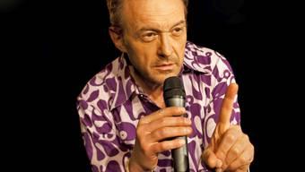 «Ich trage dieses Hemd nicht mehr»: Josef Hader.