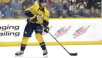 Roman Josi ist kurz davor bei den Nashville Predators ein NHL Star zu werden.