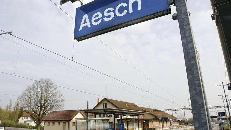 Aesch fordert bessere Anbindung an S-Bahn
