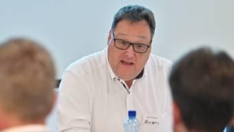 EHCO-Präsident Marc Thommen engagiert sich mit seinem Unternehmen im Donatorenklub des SC Langenthal.
