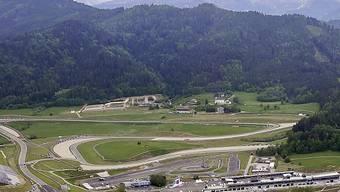 Die Umbauarbeiten am Red- Bull- Ring in Spielberg haben begonnen.
