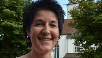 Sandra Kolly stellt sich als Gemeindepräsidentin zur Wahl.
