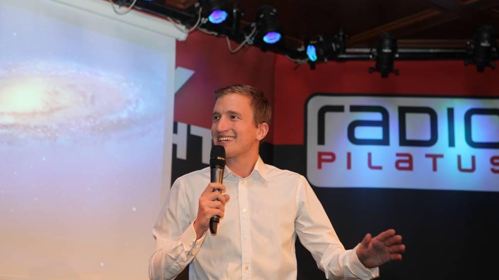 Comedy-Fahrt: Fahre mit der Zentralbahn zu Stefan Büsser