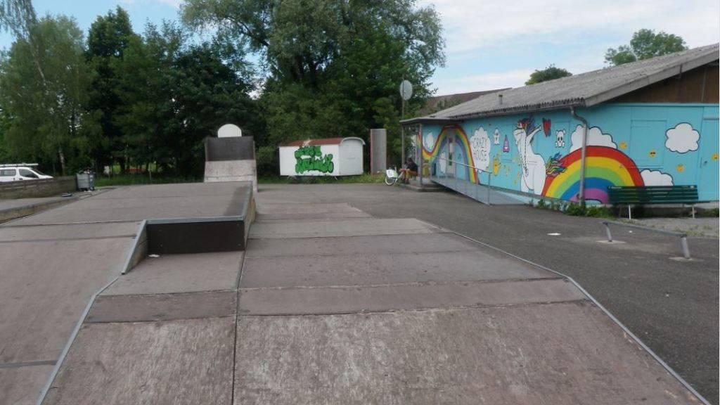 Skaterpark Ruopigen wird zum Freizeitpark aufgemöbelt