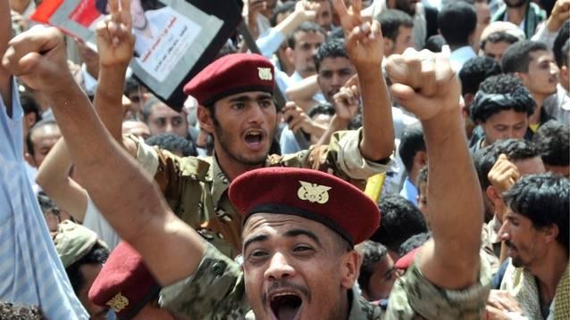 Freude in Saana über Salehs Flucht