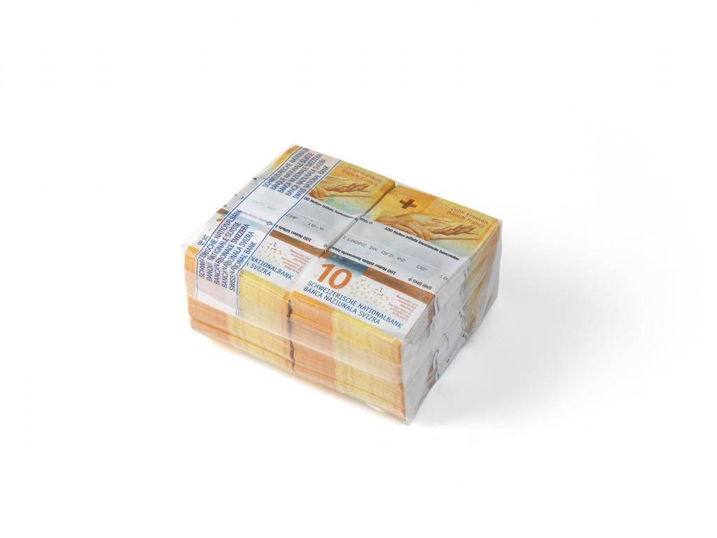 Die neue 10er-Note (© SNB)
