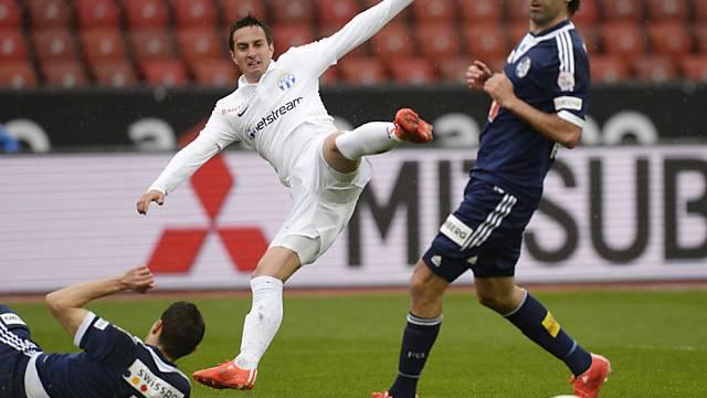 Aus dem Gleichgewicht geraten: FCZ-Stürmer Gavranovic