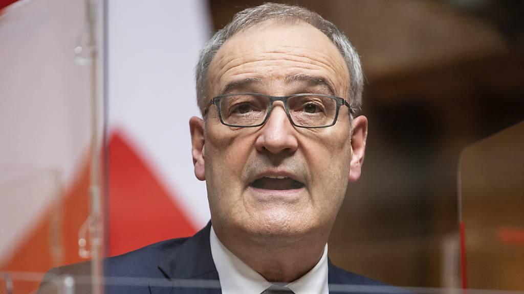 Bundesrat reist nach Brüssel für Gespräche zum Rahmenabkommen