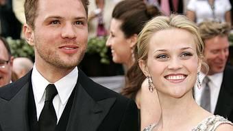 Ein Bild aus glücklicheren Tagen: Ryan und Reese (Archiv)