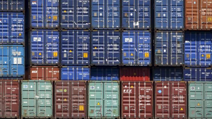 UBS sieht Wirtschaftsboom in der Schweiz. (Archiv)