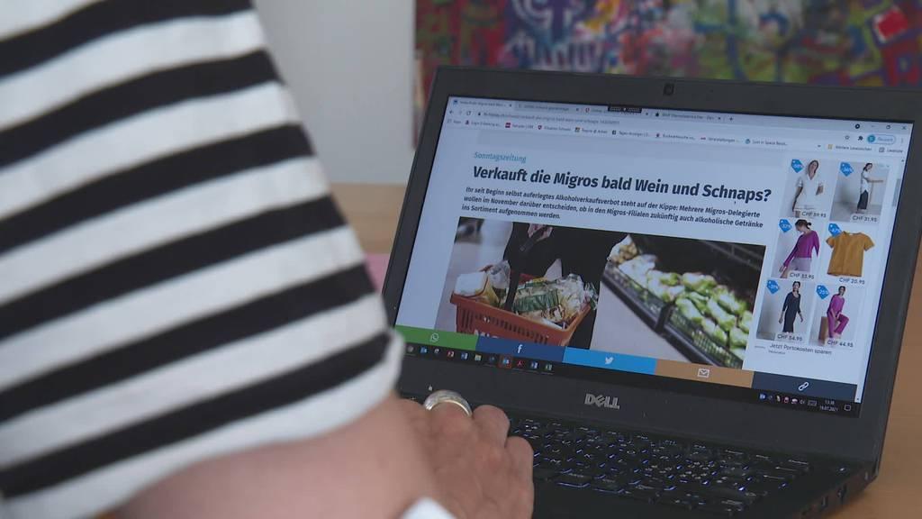 Alkoholverkauf: Suchthilfe kritisiert Pläne von Migros