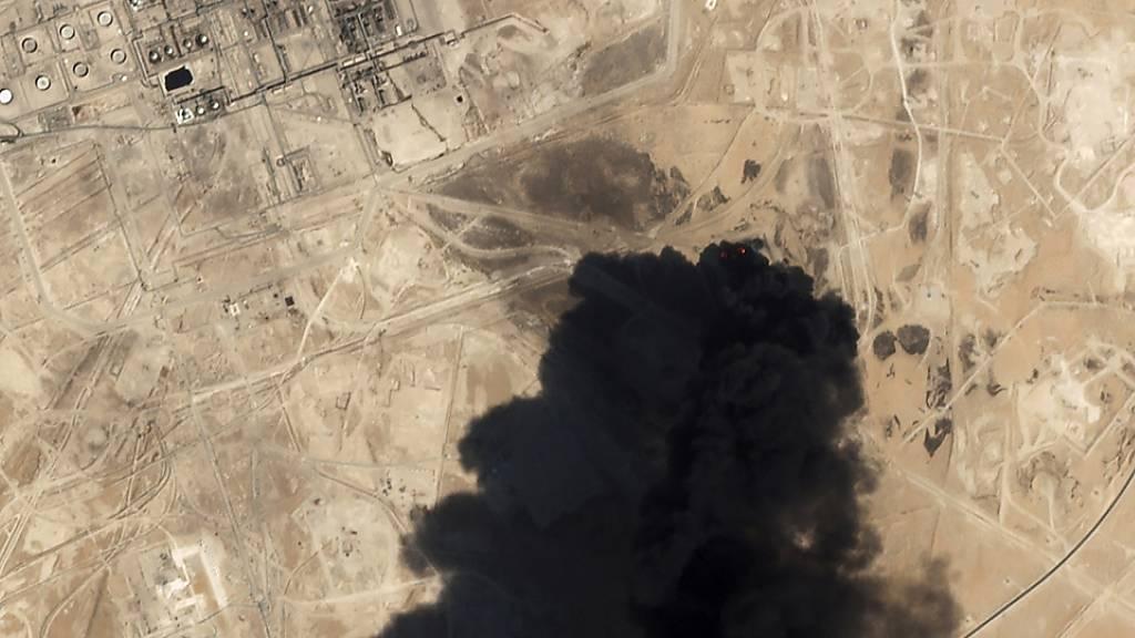 Riad will entschlossenere Reaktion