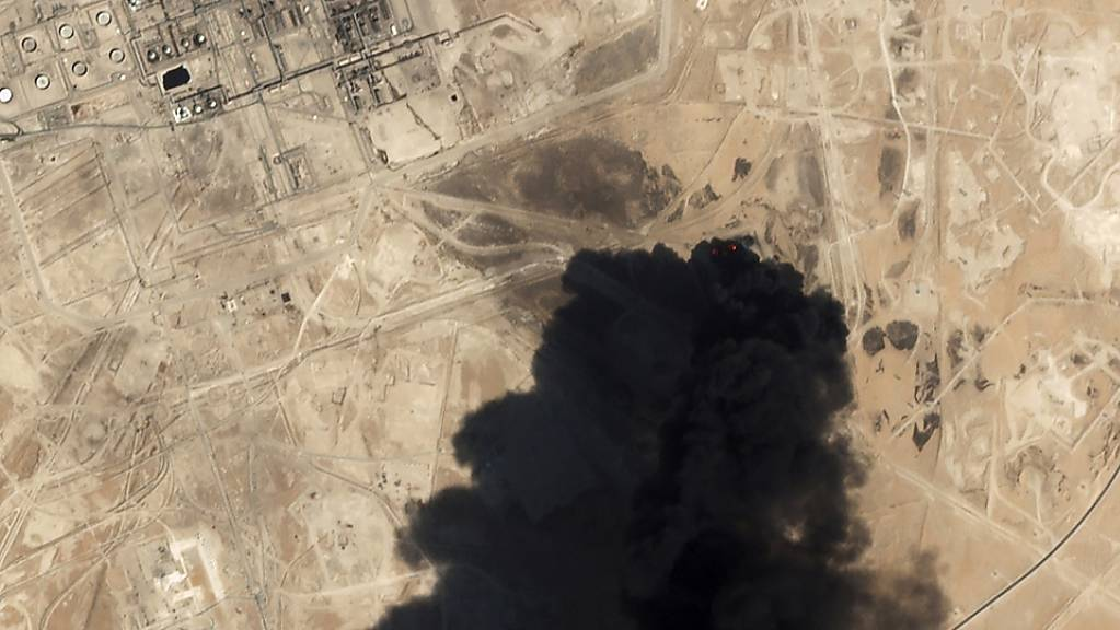 Für US-Regierungskreise verdichten sich die Anzeichen, dass der Angriff auf saudiarabische Öl-Anlagen von iranischem Boden aus erfolgte.
