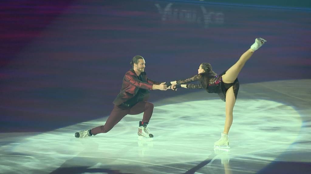 25 Jahre Art on Ice: Stars auf der Eisbahn