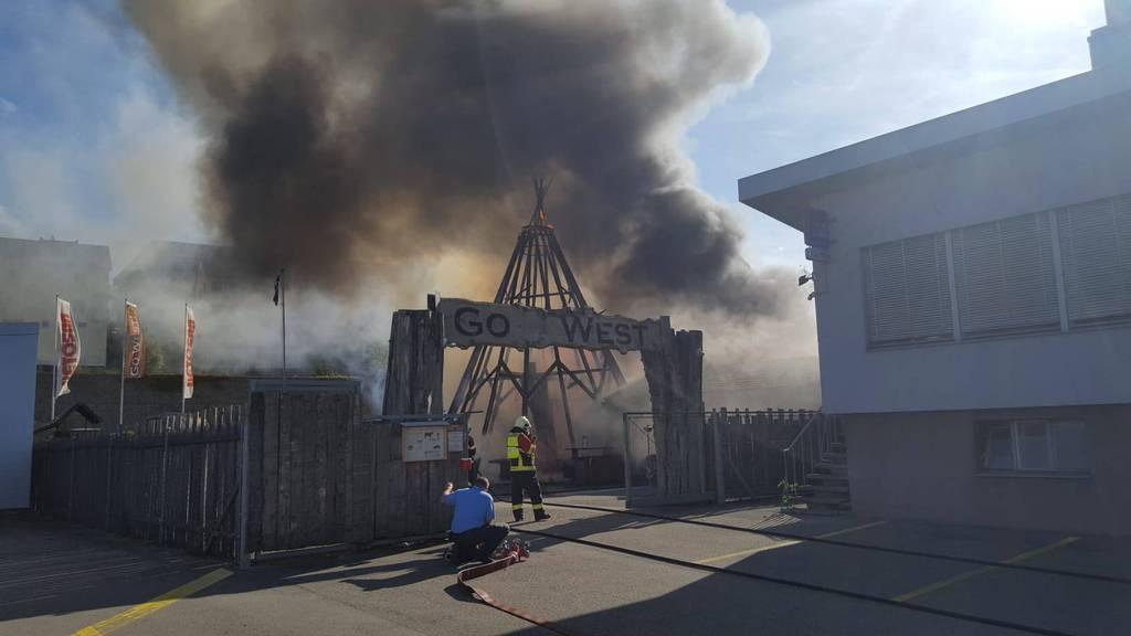 Brand im Kultlokal «GoWest»: Nun steht die Brandursache fest