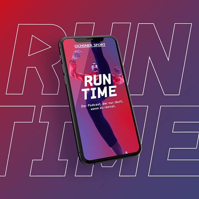 Runtime: Ein Podcast, den man sich verdienen muss