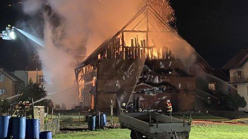 Beschuldigter der Brandserie teilweise geständig