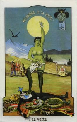 Auferstehung der grünen Fee, ...