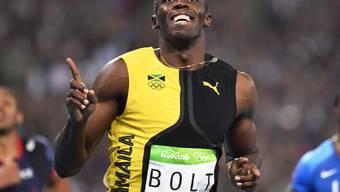 Usain Bolt wurde erstmals Vater