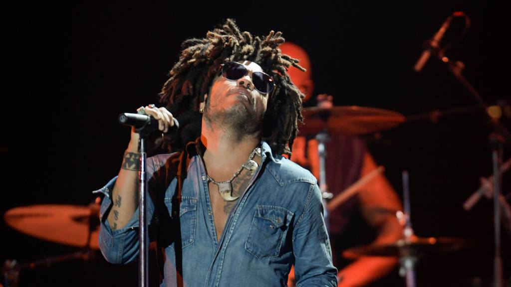 Lenny Kravitz hilft den Hurrikan-Opfern auf den Bahamas