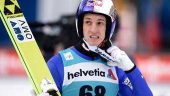 Kommt in dieser Saison einfach nicht in Schwung: Gregor Schlierenzauer.
