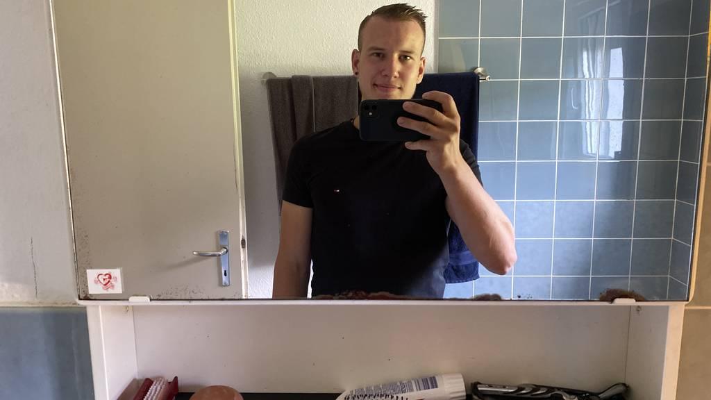 Lars Bürgisser aus Nebikon