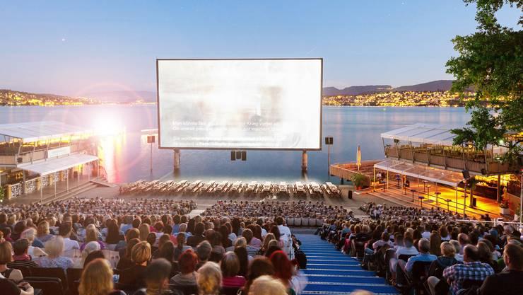 Rund 53'000 Besucherinnen und Besucher zählte die 31. Ausgabe des Kinos am See.
