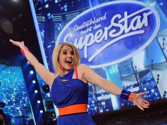 Im Mai 2013 gewann Beatrice Egli das Finale von  «Deutschland sucht den Superstar».
