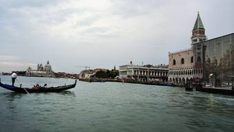 Der Klimawandel bedroht auch die Unesco-Welterbestätten. Die Lagune von Venedig ist besonders gefährdet.