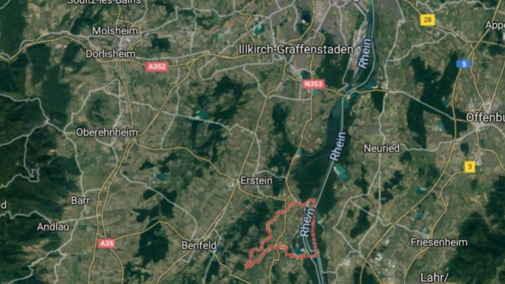 Bei einem Bootsunglück in Gerstheim nahe Strassburg F sind drei Personen ums Leben gekommen, darunter ein 6-jähriges Mädchen aus Deutschland.