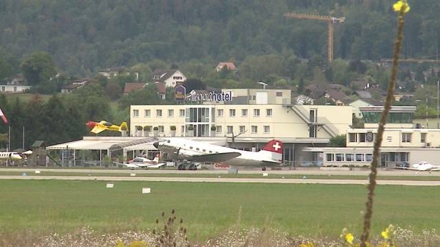 Solothurner Regierung sagt Nein zum Projekt Pistenverlängerung am Flughafen Grenchen