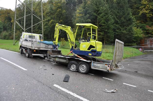 Der Grund für den Unfall ist noch unklar.