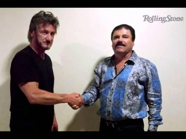 El Chapo im Interview mit dem Rolling Stone Magazine