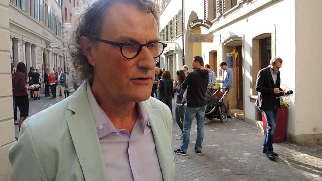 «Ich hatte keinen Plan B»: Der Badener Stadtammann Geri Müller nach seiner Abwahl