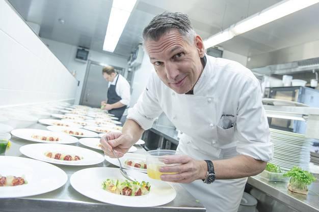 ... und Heiko Nieder erreichten die gleiche Wertung und wurden zu den besten Köchen für das Jahr 2019 gekürt. (Bilder: Keystone)
