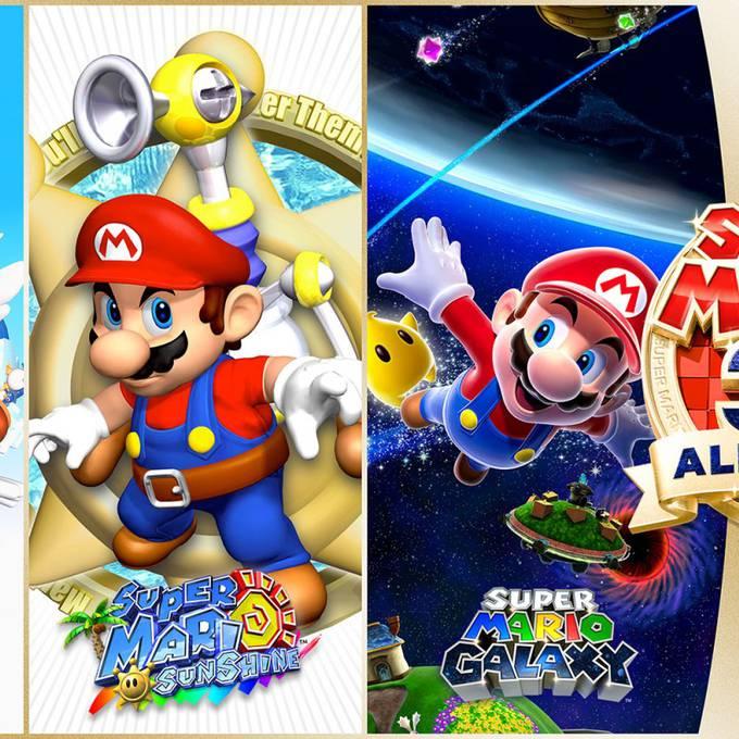 Super Mario 3D All-Stars: Eine geballte Ladung Retro zum Jubiläum