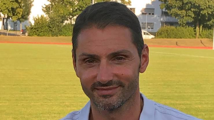 Sergio Colacino, Trainer FC Mutschellen.