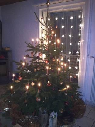 Weihnachtsbaum von Anna Bürgi, Derendingen