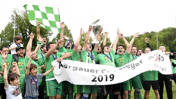 Mutschellen ist Aargauer Cupsieger 2019.
