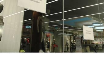 Ersteigerte Ware im Insider Store muss bis 31. März abgeholt werden. MHU