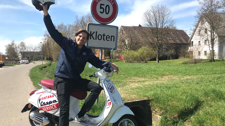 Ab nach Kloten! Der erste Halt der Tour de 24 findet dieses Jahr in der Flughafenstadt statt.