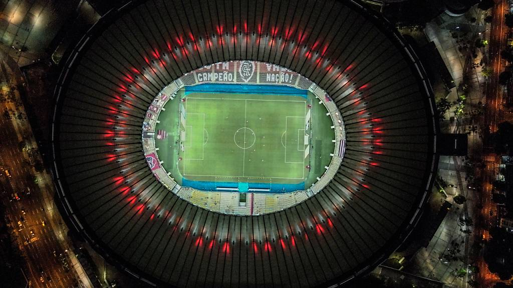 WM-Qualifikationsspiele in Südamerika abgesagt