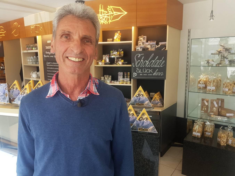 Bruno Bucher hat seine Bäckerei einem Nachfolger übergeben. Eine Lösung innerhalb der Familie liess sich nicht realisieren.