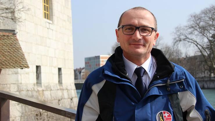 An der Delegiertenversammlung wurde René Wernli zum Zentralpäsidenten gewählt.