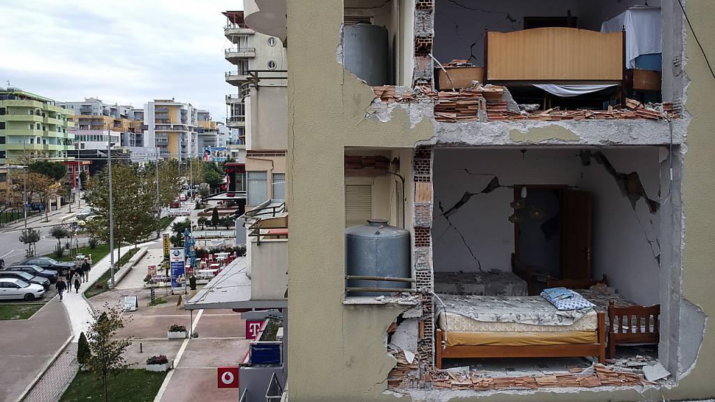Neun Festnahmen nach verheerendem Erdbeben