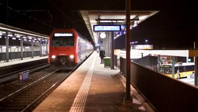 Der Nachtzuschlag kostet in den meisten Tarifverbunden zwischen 2 und 10 Franken.
