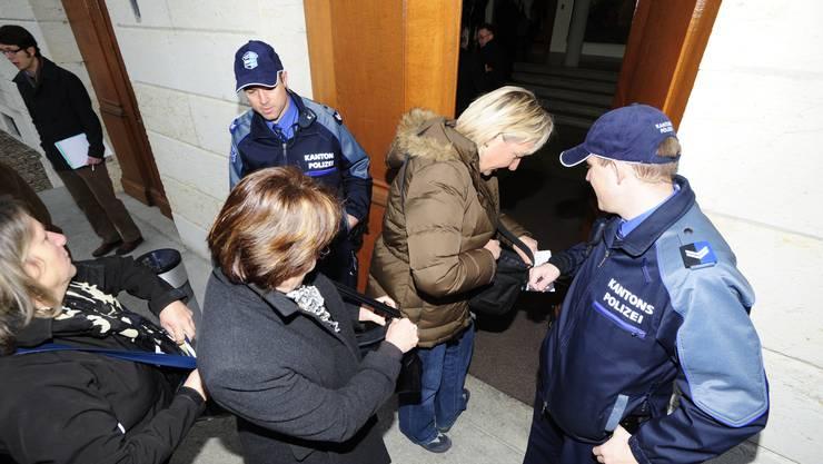 Kantonspolizisten werden auch in Zukunft nicht im Grossen Rat politisieren können.