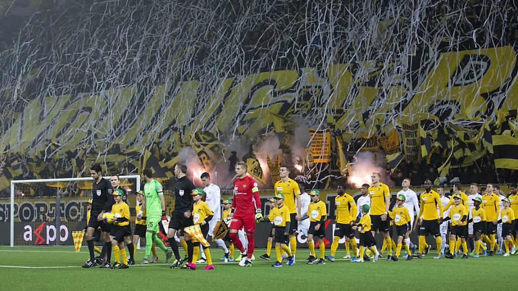 Das Stade de Suisse heisst wieder Wankdorf
